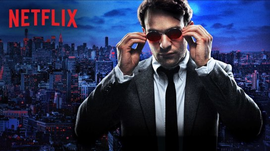 Netflix Marvel Daredevil series  Charlie Cox as Matt Murdock""